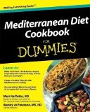 Portada de THE MEDITERRANEAN DIET COOKBOOK FOR DUMMIES (FOR DUMMIES (LIFESTYLES PAPERBACK)) OF RAFFETTO, MERI, PETERSON, WENDY JO ON 10 NOVEMBER 2011
