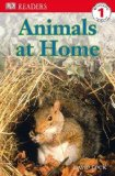 Portada de DK READERS L1: ANIMALS AT HOME BY LOCK, DAVID (2007) PAPERBACK