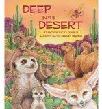 Portada de [( DEEP IN THE DESERT )] [BY: RHONDA LUCAS DONALD] [MAR-2011]