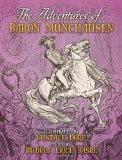 Portada de THE ADVENTURES OF BARON MUNCHAUSEN (DOVER FINE ART, HISTORY OF ART) BY RASPE, RUDOLF ERICH (2005) PAPERBACK