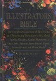 Portada de THE ILLUSTRATOR'S BIBLE: THE COMPLETE SOURCEBOOK OF TIPS, TRICKS AND TIME-SAVING TECHNIQUES IN OIL, ALKYD, ACRYLIC, GOUACHE, CASEIN, WATERCOLOR, DYES, ... PASTEL, COLORED PENCIL AND MIXED MEDIA BY HOWARD, ROB (1992) PAPERBACK
