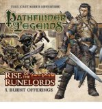Portada de [(RISE OF THE RUNELORDS: BURNT OFFERINGS)] [ BY (AUTHOR) MARK WRIGHT ] [MARCH, 2014]