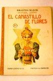 Portada de EL CANASTILLO DE FLORES