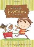 Portada de GOD'S PROMISES FOR BOYS BY COUNTRYMAN, JACK, PARKER, AMY (2010) HARDCOVER