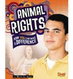 Portada de [( ANIMAL RIGHTS: HOW YOU CAN MAKE A DIFFERENCE )] [BY: RHONDA LUCAS DONALD] [APR-2009]