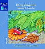 Portada de EL REY CHIQUITIN (TREN AZUL: MIS CUENTOS FAVORITOS) DE OBRA COLECTIVA EDEBÉ (2011) TAPA BLANDA