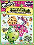 Portada de SHOPKINS FRUITY FRIENDS/STRAWBERRY KISS (STICKER AND ACTIVITY BOOK) BY LITTLE BEE BOOKS (2015-10-06)