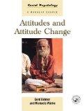 Portada de ATTITUDES AND ATTITUDE CHANGE (SOCIAL PSYCHOLOGY: A MODULAR COURSE) BY BOHNER, GERD, DR MICHAELA WANKE, WANKE, MICHAELA (2002) PAPERBACK