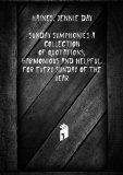 Portada de SUNDAY SYMPHONIES A COLLECTION OF QUOTATIONS, HARMONIOUS AND HELPFUL, FOR EVERY SUNDAY OF THE YEAR. 2