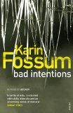Portada de BAD INTENTIONS BY FOSSUM, KARIN (2011) PAPERBACK