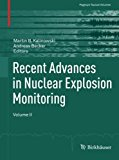 Portada de RECENT ADVANCES IN NUCLEAR EXPLOSION MONITORING: VOLUME II (PAGEOPH TOPICAL VOLUMES) BY BIRKHäUSER (2014-04-06)