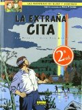 Portada de BLAKE Y MORTIMER 15. LA EXTRAÑA CITA (BLAKE & MORTIMER) DE VAN HAMME, JEAN (2002) TAPA DURA