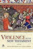 Portada de [(VIOLENCE IN THE NEW TESTAMENT : JESUS FOLLOWERS AND OTHER JEWS UNDER EMPIRE)] [EDITED BY SHELLY MATTHEWS ] PUBLISHED ON (APRIL, 2005)