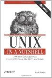Portada de UNIX IN A NUTSHELL, FOURTH EDITION 4TH (FOURTH) EDITION BY ROBBINS, ARNOLD PUBLISHED BY O'REILLY MEDIA (2005)