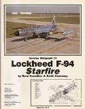Portada de LOCKHEED F-94 STARFIRE