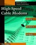 Portada de HIGH-SPEED CABLE MODEMS BY AZZAM, ALBERT A. (1997) PAPERBACK