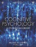 Portada de COGNITIVE PSYCHOLOGY: A STUDENT'S HANDBOOK 7TH EDITION BY EYSENCK, MICHAEL W., KEANE, MARK T. (2015) PAPERBACK