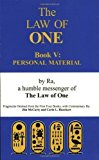 Portada de THE LAW OF ONE BOOK V: PERSONAL MATERIAL BK.5 BY CHRISTOPHER BIRD (1998-09-15)