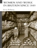 Portada de WOMEN AND WORK IN BRITAIN SINCE 1840 (WOMEN'S AND GENDER HISTORY) BY GERRY HOLLOWAY (29-JUL-2005) PAPERBACK