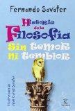 Portada de HISTORIA DE LA FILOSOFÍA SIN TEMOR NI TEMBLOR (ESPASA JUVENIL) DE SAVATER, FERNANDO (2013) TAPA BLANDA