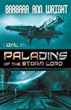 Portada de PALADINS OF THE STORM LORD BY BARBARA ANN WRIGHT (2016-05-17)