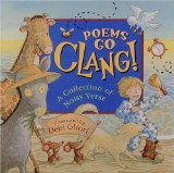Portada de POEMS GO CLANG! A COLLECTION OF NOISY VERSE BY VARIOUS AUTHORS (1997-08-04)