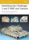 Portada de MODELLING THE CHALLENGER I AND II MBT AND VARIANTS (OSPREY MODELLING) BY GRAEME DAVIDSON (11-MAY-2006) PAPERBACK