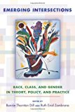 Portada de EMERGING INTERSECTIONS: RACE, CLASS, AND GENDER IN THEORY, POLICY, AND PRACTICE (2009-01-01)
