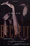 Portada de NOHOW ON: COMPANY, ILL SEEN ILL SAID, WORSTWARD HO: THREE NOVELS BY SAMUEL BECKETT (1995-12-06)