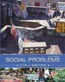 Portada de SOCIAL PROBLEMS (4TH EDITION) 4TH BY MACIONIS, JOHN J. (2009) PAPERBACK