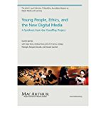 """Portada de [(YOUNG PEOPLE, ETHICS, AND THE NEW DIGITAL MEDIA: A SYNTHESIS FROM THE """"GOOD PLAY"""" PROJECT)] [AUTHOR: CARRIE JAMES] PUBLISHED ON (NOVEMBER, 2009)"""
