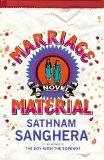 Portada de MARRIAGE MATERIAL BY SANGHERA. SATHNAM ( 2013 ) HARDCOVER