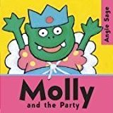 Portada de MOLLY AND THE PARTY BY ANGIE SAGE (2007-04-01)