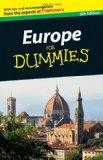 Portada de EUROPE FOR DUMMIES BY OLSON, DONALD, ALBERTSON, LIZ, PIENTKA, CHERYL A., MCDONALD, 6TH (SIXTH) EDITION [PAPERBACK(2011/1/25)]