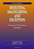 Portada de DETECTING MALINGERING AND DECEPTION: FORENSIC DISTORTION ANALYSIS, SECOND EDITION BY HAROLD V. HALL (2000-11-28)