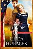 Portada de LILLY: BRIDE OF ILLINOIS (AMERICAN MAIL-ORDER BRIDES SERIES) (VOLUME 21) BY LINDA K. HUBALEK (2015-12-10)
