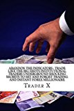 Portada de ABANDON THE INDICATORS : TRADE LIKE THE BIG SHOTS INSTITUTIONAL TRADERS UNDERGROUND SHOCKING SECRETS TO SET AND FORGET TRADING AND INSTANT FOREX ... ESCAPE 9-5, LIVE ANYWHERE, JOIN THE NEW RICH BY TRADER X (2016-04-30)