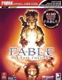 Portada de FABLE: THE LOST CHAPTERS (PRIMA OFFICIAL GAME GUIDE) BY MILLER, KENNETH (2005) PAPERBACK