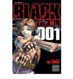 Portada de [(BLACK LAGOON: V. 1)] [AUTHOR: REI HIROE] PUBLISHED ON (AUGUST, 2008)
