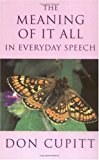 Portada de MEANING OF IT ALL IN EVERYDAY SPEECH BY DON CUPITT (2011-03-03)