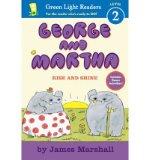 Portada de [( GEORGE AND MARTHA: RISE AND SHINE )] [BY: JAMES MARSHALL] [SEP-2011]