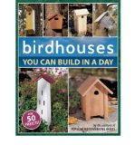 Portada de [(BIRDHOUSES YOU CAN BUILD IN A DAY)] [AUTHOR: POPULAR WOODWORKING BOOKS] PUBLISHED ON (JANUARY, 2005)