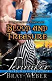 Portada de [(BLOOD AND TREASURE : ROMANCING THE PIRATE)] [BY (AUTHOR) JENNIFER BRAY-WEBER] PUBLISHED ON (AUGUST, 2011)