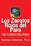 Portada de LOS ZAPATOS ROJOS DEL PAPA
