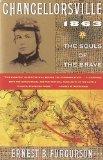 Portada de CHANCELLORSVILLE, 1863: THE SOULS OF THE BRAVE (VINTAGE CIVIL WAR LIBRARY) BY ERNEST B FURGURSON (1993-10-31)
