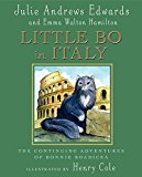 Portada de LITTLE BO IN ITALY: THE CONTINUED ADVENTURES OF BONNIE BOADICEA (JULIE ANDREWS COLLECTION) BY JULIE ANDREWS EDWARDS (2010-10-26)
