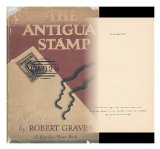 Portada de THE ANTIGUA STAMP, BY ROBERT GRAVES