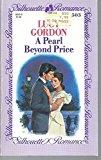 Portada de A PEARL BEYOND PRICE (SILHOUETTE ROMANCE) BY LUCY GORDON (1987-06-05)