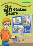 Portada de THE BILL GATES STORY: THE COMPUTER GENIUS WHO CHANGED THE WORLD (GREAT HEROES SERIES) BY CHEONGBI, STUDIO (2009) PAPERBACK