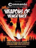 Portada de COMMANDO: WEAPONS OF VENGEANCE BY CALUM LAIRD (2013)